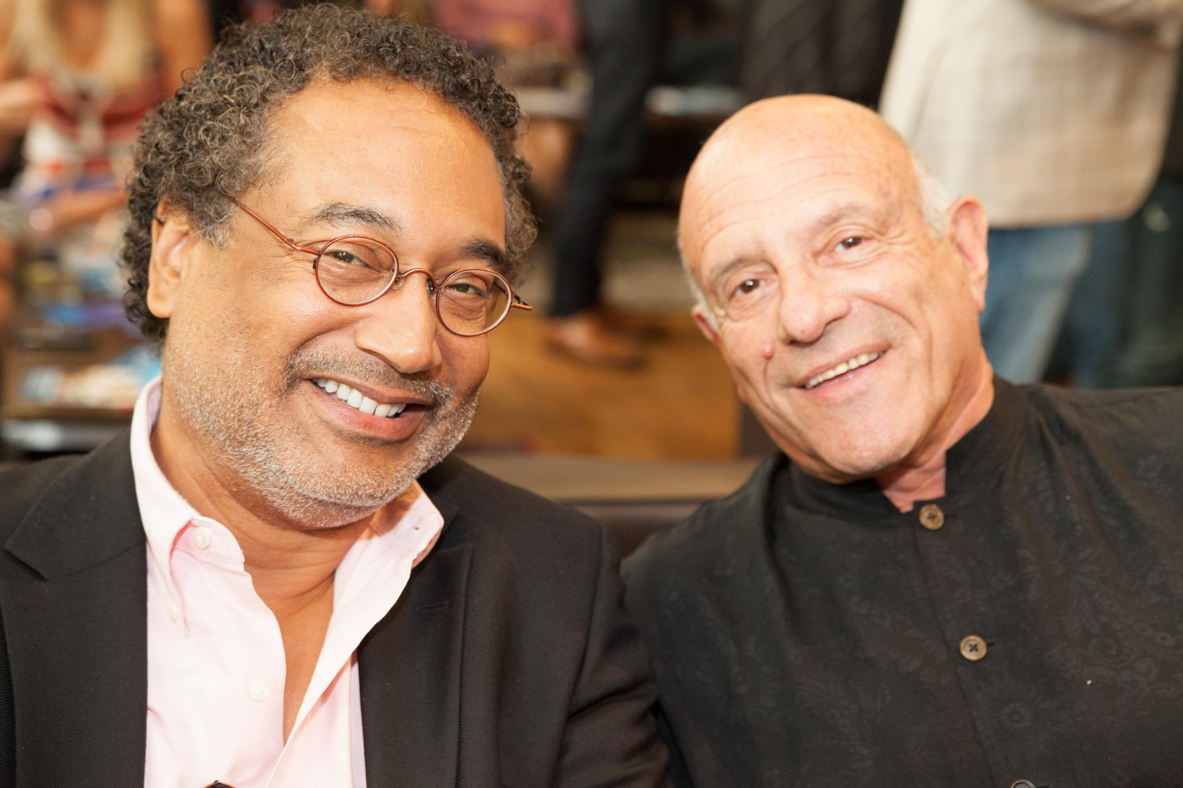 Editor Derek McCants and producer Stuart Samuels reunite after 30 years at TIFF 2014